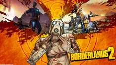 Borderlands 2 Gratis Wochenende bei Steam - Game of the Year Edition um 11,24 € - 46% Ersparnis