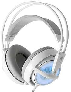 "SteelSeries Siberia V2 Headset ""Frost Blue Edition"" um 79 € - 21% Ersparnis"