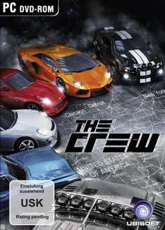 "[Schnell!] ""The Crew"" PC-Beta - 3.000 Keys verschenkt"