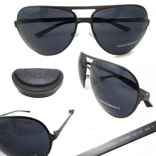 """Emporio Armani Sonnenbrille """"Aviator"""" um 43,90 € - bis zu 65% sparen"""