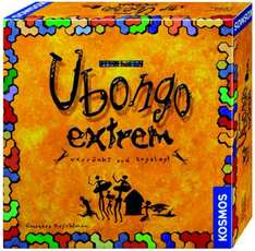 Ubongo Extrem + ein eBook um 15,48 € - 43% Ersparnis