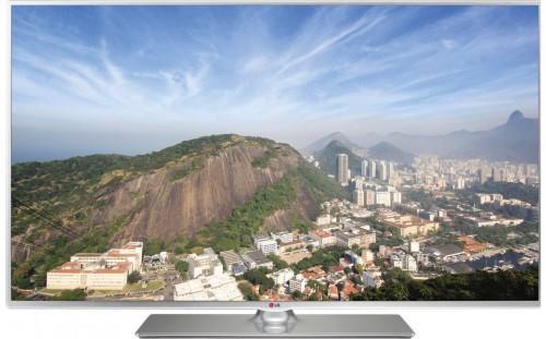 """LG """"55LB580"""" LED-IPS-TV (55"""" IPS-Panel, FullHD, WLAN) um 697 € - bis zu 19% sparen"""