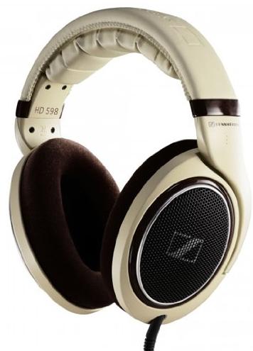 Sennheiser HD 598 Over-Ear Kopfhörer um 125,78 € - 23% Ersparnis