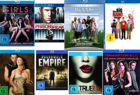 2 TV-Serien auf Blu-Ray für 30 € bei Amazon - Das Angebot bei uns im Schnäppchen-Check