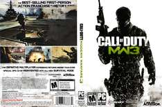 "Call Of Duty ""Modern Warfare 3"" für den PC um 10 € - 58% sparen"