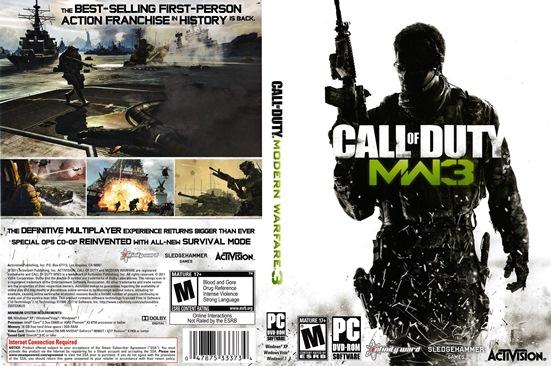 """Call Of Duty """"Modern Warfare 3"""" für den PC um 10 € - 58% sparen"""