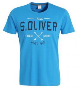 s.Oliver Herren T-Shirts in verschiedenen Farben ab 4,39 €