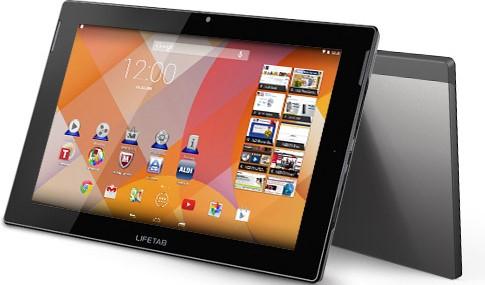 "Medion Tablet ""S10334"" (10"" IPS-FullHD, QuadCore, 16GB) um 199 € - rund 20% sparen"