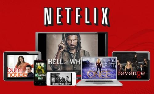 """Netflix: größter """"Video on Demand""""-Service der Welt startet nun auch in Österreich und Deutschland"""