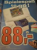 Nintendo DS Lite für 88€ (statt 130€) bei Saturn Österreich