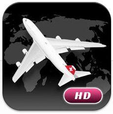 """""""World Flight Pro HD"""" kostenlos für Apple iPad - 7,99 € sparen"""