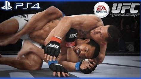"""""""UFC"""" für PS4 um 39,97 € - bis zu 33% sparen"""
