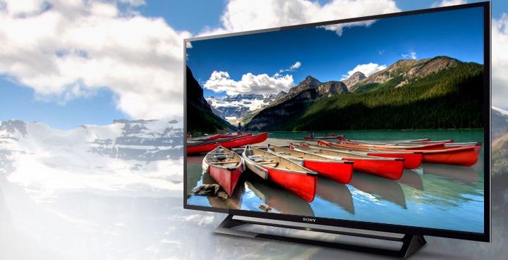 """Sony """"KDL-32R410B"""" TV (32"""" HDready) um 239 € - bis zu 27% sparen"""