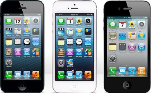 iPhone 4/S und iPhone 5 (refurbished) mit 8 oder 16 GB ab 179 € inkl Versand - bis zu 36% sparen