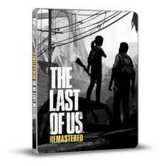 The Last of Us Remastered – Steelbook Edition (PS4) um 40,31 €