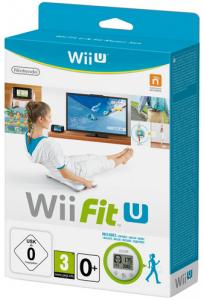 Wii Fit U für Nintendo Wii U - inkl. Fit Meter um 27 € versandkostenfrei – 38% sparen