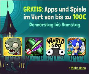 41 Android-Apps im Wert von ca. 100 € gratis bei Amazon
