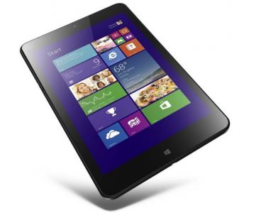 """Lenovo ThinkPad Tablet 8 (8,3"""", IPS, FullHD, 64 GB) um 199 € - bis zu 27% sparen"""