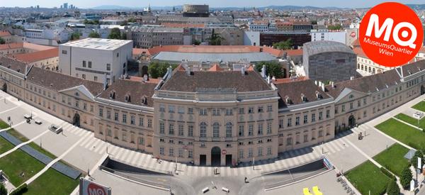 """Gratis ins """"MuseumsQuartier"""" in Wien am 13.11.2014 - mit Los der Österreichischen Lotterien - 12 € sparen"""