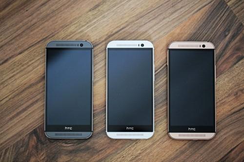 HTC One (M8, 16GB) in allen Farben um 429 € - bis zu 15% sparen