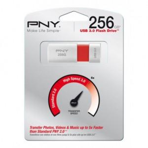 PNY Wave Attache (256 GB) USB 3.0 Stick um 84,99 € - bis zu 27% sparen