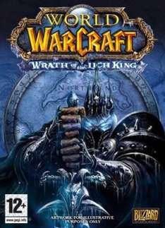 [PC-Game] WoW-Addon: Wrath of the Lich King für 25€