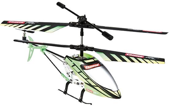 Geschenkidee: Ferngesteuerter Helikopter Carrera Green Chopper für 29,99 € - 41% sparen
