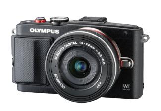 Systemkamera Olympus Pen E-PL6 (14-42 mm-Objektiv) für 349 € - 28% sparen