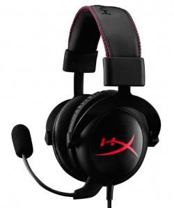 Gaming Headset: HyperX Cloud (schwarz) für PC, PS4 und Mac um 69,00 € - bis zu 23% sparen