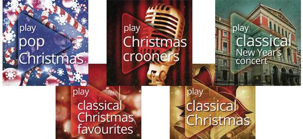 Google Play: 5 Weihnachtsalben komplett kostenlos herunterladen