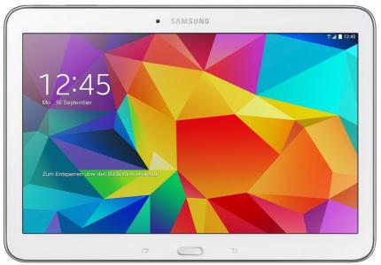 Für Grenzgänger: Samsung Galaxy Tab 4 (10,1″, 16 GB, WiFi) um 183 € – 26% sparen
