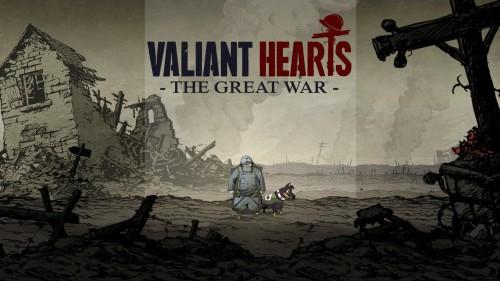 """""""Valiant Hearts"""" kostenlos für iOS - 4,99 € sparen"""