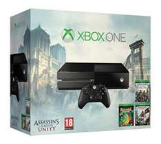 Amazon: XBox One + 3 Games ab 355 €