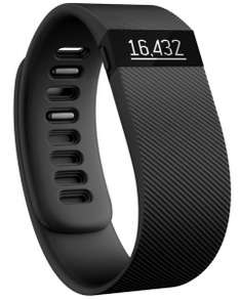 Fitbit Charge kabellosen Aktivitäts- und Schlaftracker in schwarz oder blau um 94,58 € - bis zu 27% sparen