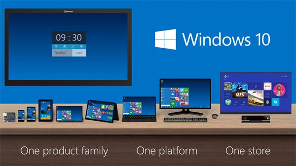 Windows 10 kostenlos für alle Nutzer von Windows 7, Windows 8 & Windows 8.1