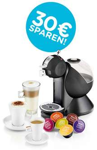 30€ Nescafe Dolce Gusto KP 21XX Cashback Aktion