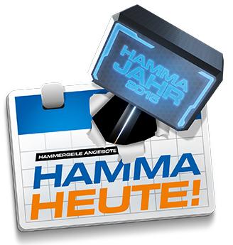 """Saturn Österreich: """"Hamma""""-Angebote vom 06. Februar im Preisvergleich"""
