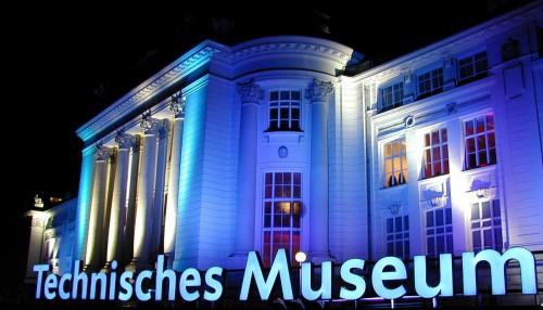 Gratis ins Technische Museum in Wien am 20.2.2015 - mit Los der Österreichischen Lotterien - 12 € sparen