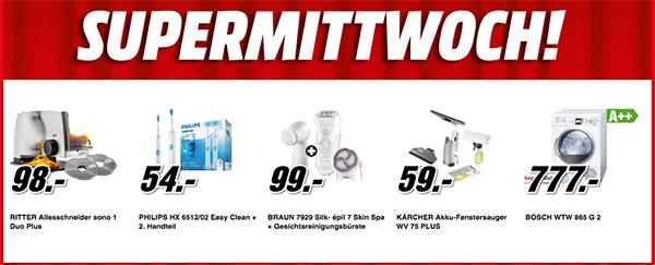 Supermittwoch bei Media Markt Österreich - die Angebote vom 11.02. im Preischeck