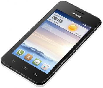 """Einsteiger-Smartphone Huawei Ascend Y330 (Android 4.2, 4"""") um 49,99 € - 16% sparen"""