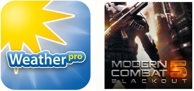 """iTunes: """"Modern Combat 5"""" aktuell kostenlos – 4 € sparen"""