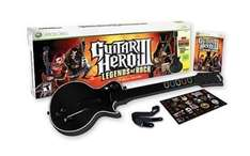 [PS3, X360, Wii] Guitar Hero 3 inkl. Gitarre für 58€