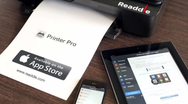 """""""Printer Pro"""" App kostenlos für iOS - 6,99 € sparen"""
