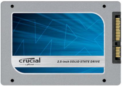 SSD-Speicher Crucial MX100 (512 GB, 2,5″) für 154,90 € - 17% sparen