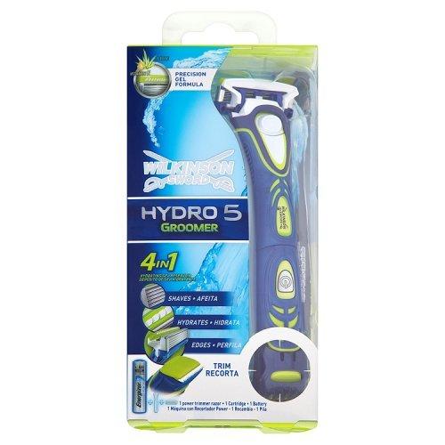"Amazon: Wilkinson ""Hydro 5 Groomer"" Rasierer um 6,95 €"