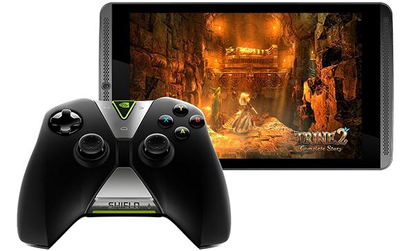Gaming-Tablet Nvidia Shield + Controller + 3 Spiele ab 299,99 € - bis zu 17% sparen