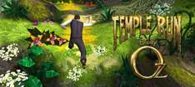"""""""Temple Run: Oz"""" kostenlos für iOS - 1,99 € sparen"""