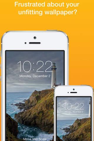 """""""Wallpaper Fix"""" heute kostenlos für iOS - 1 € sparen"""