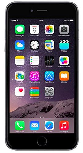 Apple iPhone 6 Plus 64GB (silver und grau) ab 752€