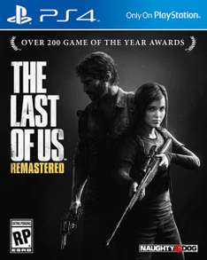 [PSN] The Last of Us Remastered PS4 (digital) um 19,99€ | 41% Ersparnis